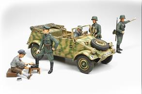 Please note the kubelwagen is not included with the figures