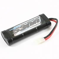 5300mAh 7.2v Ni-mh Battery with Tamiya Connector