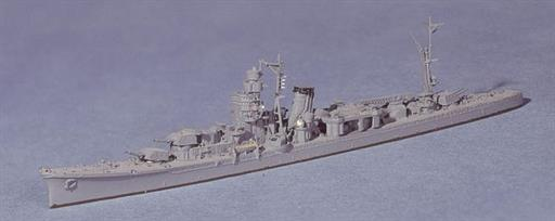 Navis Neptun 1241 IJN Yahagi, a Japanese Light Cruiser, 1943-45 1/1250