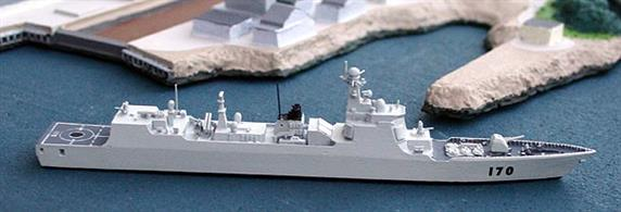 New in December 2009! The first ship in a new series...the modern Chinese Navy!