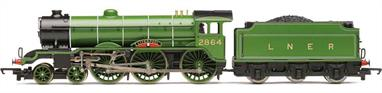 One of Hornby's older models now forming part of the less-detailed Railroad range of models.
