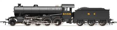 A highly detailed model of the Thompson design O1 class 2-8-0 heavy freight locomotive for the LNER.Expected October 2019.Era 3 1923-1948. DCC Ready. 8 pin decoder required for DCC operation.