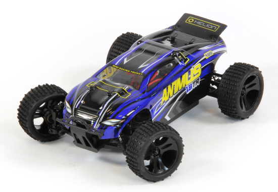 <p>The Helion Animus 18TR is an up to date 1/18th scale performance model that provides great performance in a smaller that usual package, enabling use in more confined areas. The idea behind the project is to offer something different, .. value AND performance!<br></p>