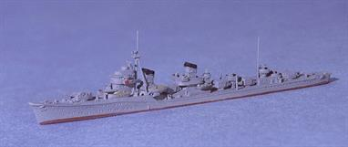 Uranami is a Fubuki class destroyer in 1944 configuration