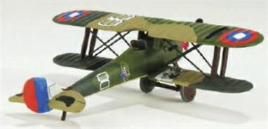 WW1 French / American Nieuport 28C.1 with Stand1ST LT. JAMES MEISSNER 94TH AERO SQUADRON US AIR SERVICE SERIAL #6144