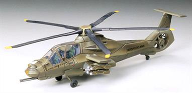 Tamiya 1/72 RAH-66 Comanche Helicopter Kit 60739Glue and paints are required to assemble and complete the model (not included) Click on the More link to view related products.