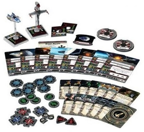 Rebel Aces Expansion Pack from Star Wars X-Wing