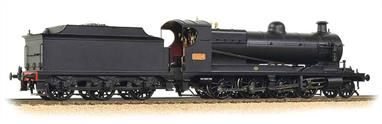 Bachmann 35-176 00 Gauge WD ROD 2394 Robinson 2-8-0 Goods Locomotive LNWR Black LiveryExpected April 2019During the later stages of WW1 these Robinson 2-8-0 locomotives were being built for the War Department, intended for service on military trains.Initially loaned out to the railway companies several companies later bought the engines from the War Department. This model carries LNWR livery, one of 30 locomotives purchased by the London North Western company.