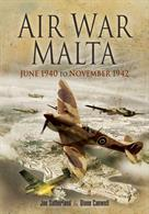 Malta's wartime history of the Second World War describes the heavily outnumbered RAF defence against the many air-raids and how the small bomber force took the battle to the Italian shores. A tale of outstanding bravery by the British forces and the Maltese people.Author: Jon Sutherland & Diane Canwell. Publisher: Pen & Sword.Hardback. 198pp. 16cm by 24cm.