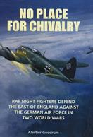 RAF Night Fighters Defend the East of England Against the German Air Force in Two World Wars
