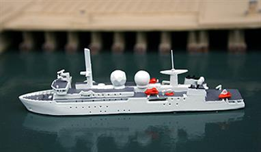 The ideal addition to a fleet of KLA-X modern French warships.