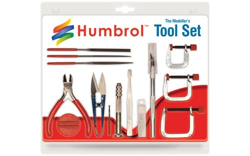 Humbrol  Medium Tool Set AG9159