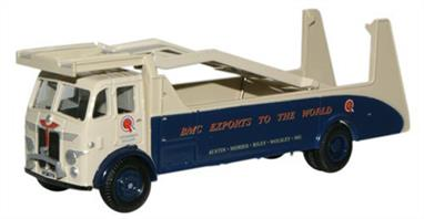 Oxford Diecast 1/76 Car Transporter BMC 76LTR003