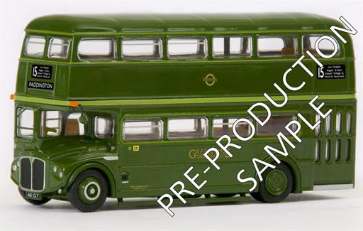 EFE 31707 RMC Routemaster Coach Greenline Stagecoach 1/76