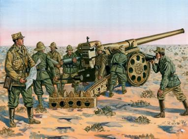 Italeri 6165 1/72 Scale  Italian Cannone da 149/40 with CrewA set of figures and a gun suitable for dioramas.Glue and paints are required to assemble and complete the model (not included)Click on the More link to view related products.