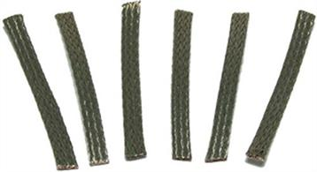 Scalextric 1/32 Pick-up Braids Pack of 6 C8075