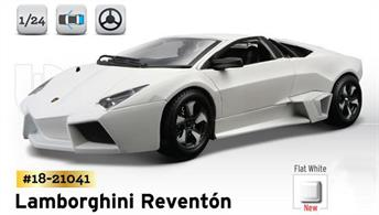 Burago 21041 1/24th Lamborghini Reventon Diecast Supercar Model