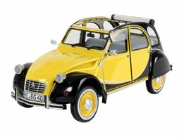 Revell 1/24 Citroen 2CV Charleston Car kit 07095Length 160mm  Number of Parts 126