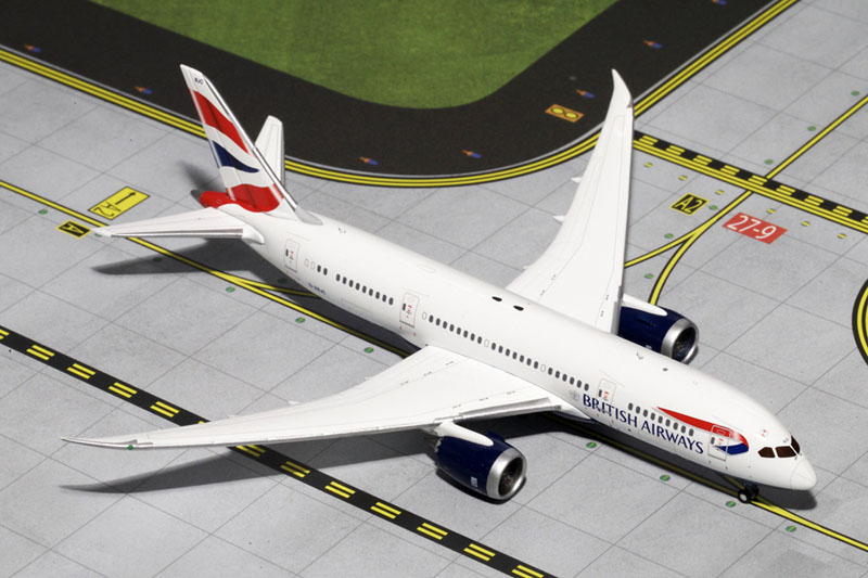 Gemini Jets 1/400 British Airways Boeing B787-8 GJBAW1505