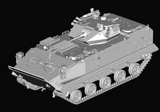 Hobbyboss 82434 1/35 Scale ZLC2000 Infantry Fighting VehicleDimensions - Length 164mm Width 70.9mm Height 70.8mm.The kit has in excess of 274 parts including a photo etched sheet of detailing parts and includes a decal sheet and detailed assembly instructions.Adhesive and paints are required to assemble and complete the model (not included).