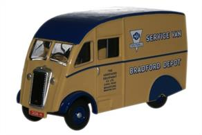 Oxford Diecast 1/76 Commer Q25 AEC Southall Services 76CM006