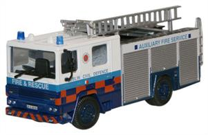 Oxford Diecast 1/76 Dennis RS Fire Engine Dublin Civil Defence 76DN002