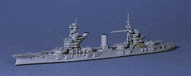 "Excellent model of this powerful Russian battleship - 12 x 12"" guns."
