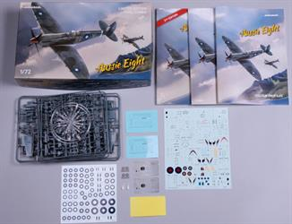 Scale kit of Spitfire Mk.VIII in Australian  service (2017 tool) in 1/72nd scale in Limited Edition.