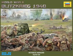 The Blitzkrieg (lighting war) strategy was first created in the early 20th century. It was not employed in WWI because no suitable tank units were available. The first successful application if this war theory was the German invasion of Poland in 1939. However the best known Blitzkrieg campaign in history was the attack on France by the German Wehrmacht in 1940 which proved the superiority of this strategy masterfully applied by the German general staff. The attack started on 10 May and already finished 22 June. In just 44 days the German battle force broke the Maginot line – a nearly perfect system of fortifications - and defeated the French Army – considered one of the best of that time.