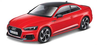 Burago B18-21090 1/24th 2019 Audi RS5 Coupe