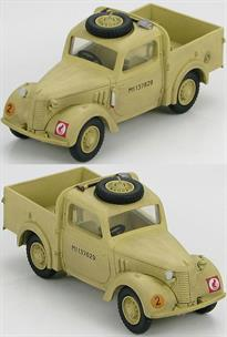 "Hobby Master British Light Utility Car ""Tilly"" M1137629, North Africa<p>1/48 Scale</p><p>Early in WWII the need for a small utility vehicle became apparent. To expedite the