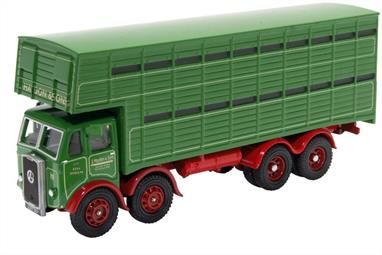 Oxford Diecast 1/76 Atkinson Cattle Truck J Haydon & Sons 76ATKL004