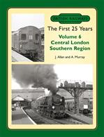This is the sixth in a series of books, depicting the first 25 years of British Railways, which will eventually cover the whole of Great Britain. The photographs span the early British Railways era through to the pre-TOPS diesels, although the emphasis is on that interesting transitional period of the late 1950s and early 1960s.This volume covers the Southern Region lines in the central London area, from the terminus stations approximately to the edge of the area bounded by the South London Line, around four miles out. We visit the three principal motive power depots serving the stations, Nine Elms, Stewarts Lane and Bricklayers Arms, before finishing with an extensive spotting session at Clapham Junction. This was the most complex and high density network of lines in the country and this is reflected in the photographs selected.