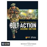 Bolt Action provides all the rules you need to bring great battles of WWII to your tabletop.The 2nd edition offers the same fantastic World War II gameplay with its exciting order dice system and mixed armies of infantry, tanks and artillery.