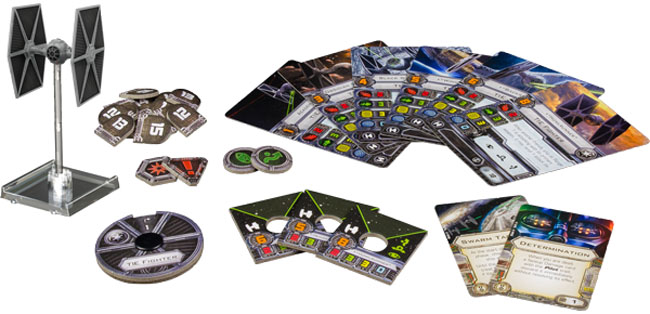 TIE Fighter Expansion Pack from Star Wars X-Wing