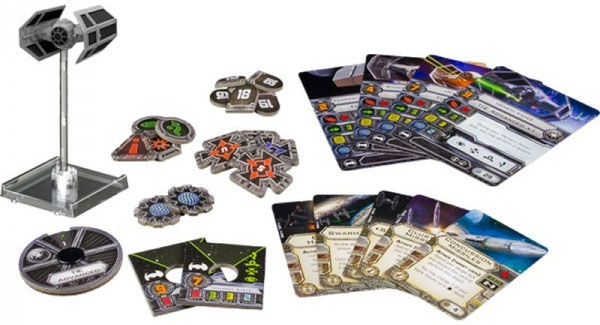 TIE Advanced Expansion Pack from Star Wars X-Wing