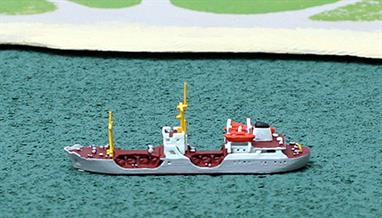 New for 2012! USSR navy supply tankers in the grey hull, white upperworks livery (cold war camouflage?)