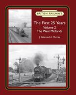 The second in a series of books depicting the first twenty-five years of British Railways which will eventually cover the whole of Great Britain.This volume looks at the West Midlands, starting at Rugby and following the two main ex-L&NWR routes as far as Stafford on the West Coast main line, and to Coventry, Birmingham New Street and Wolverhampton. The former Midland Railway lines from Burton to Bromsgrove via Birmingham and the Camp Hill line are covered in some depth. There are extensive chapters on New Street station and the GWR's Snow Hill station, together with their associated suburban routes.The less photographed lines in the Black Country, operated by both the London Midland and Western regions, were full of industrial interest and contrast with one of the steam era's favourite locations, the Lickey Incline. The picture selection ranges from 'Coronations', 'Princesses' and 'Royal Scots' on the West Coast main line and 'Kings' and 'Castles' on the Western Region expresses, to the humble freight engines trudging through the industrial areas. There are early diesel prototypes on the LMR, the newly introduced DMUs on the suburban lines, the glamorous 'Blue Pullman', gleaming new 'Western' hydraulics and the short lived 'Lion' prototype. More mundane diesel classes that worked the area after dieselisation are of course covered, as they took over from the ailing steam classes. There are several special features, including the 1960s rebuilding of New Street station and the journey of No. 46235 City of Birmingham through the city streets to the old Science Museum.There is a good mix of action and depot pictures, along with plenty of unusual and 'quirky' shots, all described in comprehensive captions.240 pages. 275x215mm. Printed on gloss art paper, casebound with printed board covers.