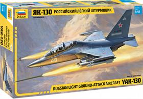 Zvezda 4821 1/48th Russian Yak-130 Light Ground Attack Aircraft KitNumber of Parts 340  Length 245mm