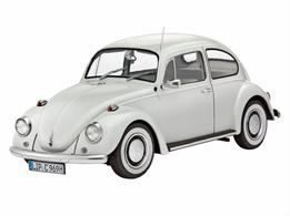 Revell 1/24 1968 VW Beetle Kafer 1500 LimousineLength 171mm Number of Parts 125