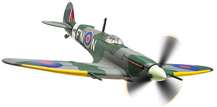 Corgi Avaition Archive AA3194c 1/72 Scale Supermarine Spitfire Mk.Vb AR298, Jens Muller, Great Escape Collection