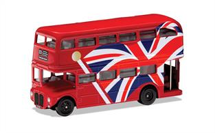 Corgi GS82336 Best of British Routemaster Union Jack