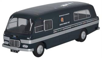 Oxford Diecast 1/76 BMC Mobile Training Unit 76BMC001
