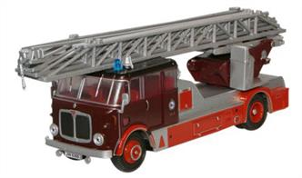 Oxford Diecast 1/76 Newcastle AEC Mercury TL Fire Engine 76AM002