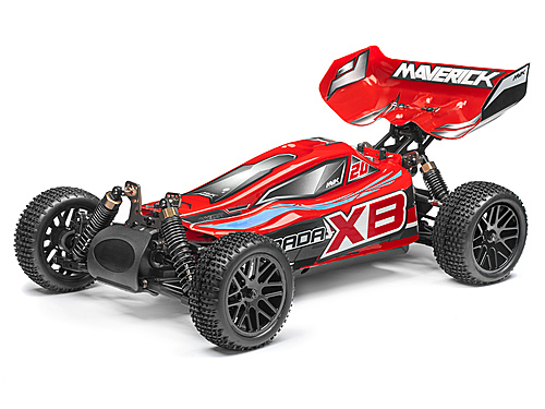 <b>Strada Red </b><b>XB</b><br>