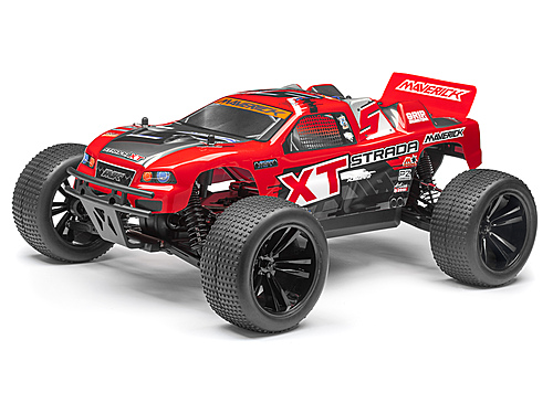 <b>Strada Red XT</b><br>