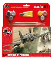 Airfix A55208 1/72nd Hawker Typhoon IB Starter Set