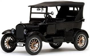 Sunstar/Chrono 1/24 1925 Ford Model T Roadster Black 1903