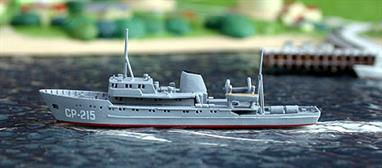 New for 2013! A Reussian naval auxiliary from the Cold War.