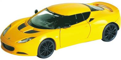 Mondo 1/24 Lotus Evora S Car Model 51158
